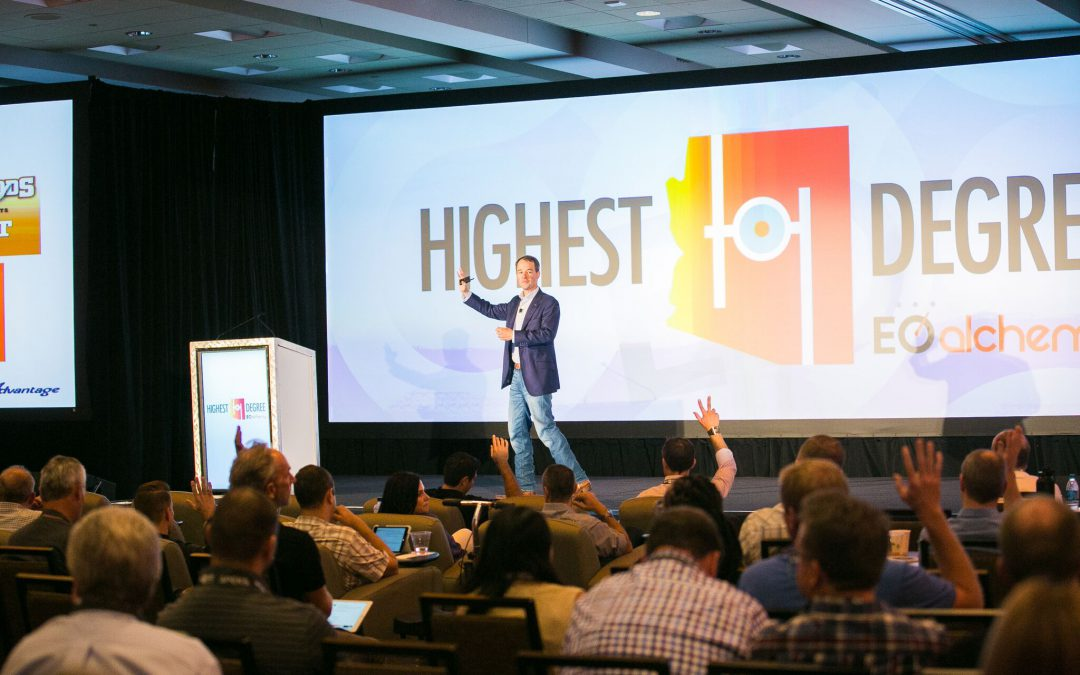 Lessons From The Stage: 5 Things Keynote Speaking Taught Me The Hard Way