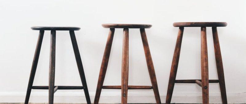 Barstools Balance Celebrating The 3 Legs Of Life