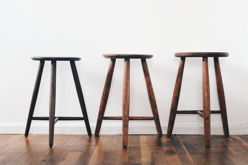 Outstanding Barstools Balance Celebrating The 3 Legs Of Life Rusty Inzonedesignstudio Interior Chair Design Inzonedesignstudiocom
