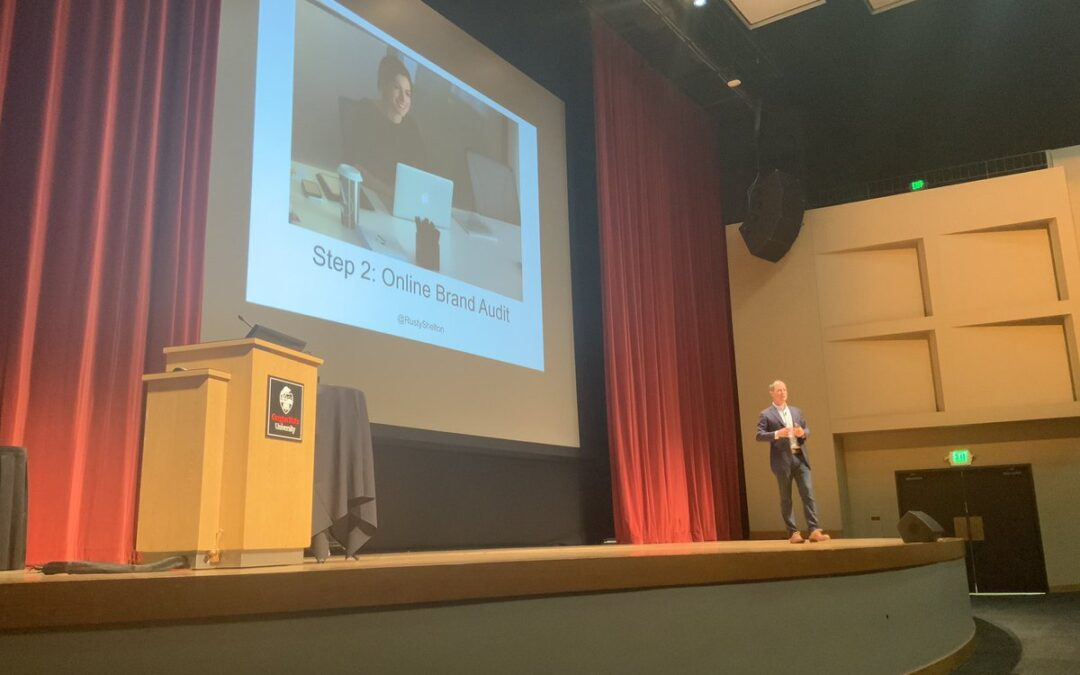 Oregon State University's Brand Symposium